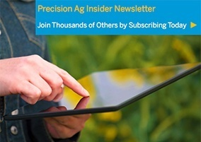 Precision Ag Insider newsletter Trimble