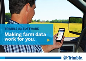 Trimble Ag Software Farm Data Solution
