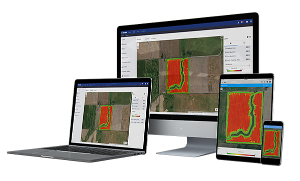 Trimble Ag Software Farming Technology