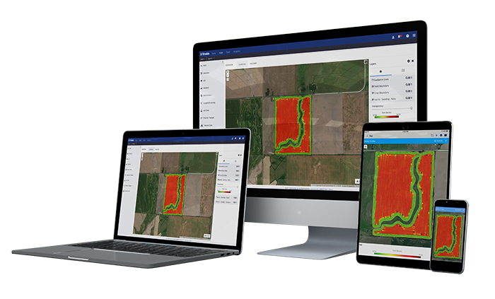 Trimble Ag Software Farming Technology